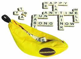 Bannanagrams